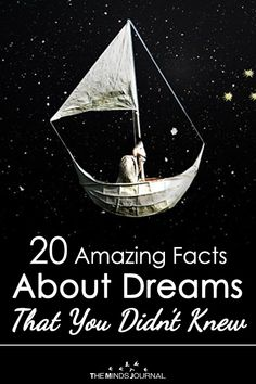 Mysterious, bewildering, eye-opening and sometimes a nightmarish living hell, Here are 20 amazing facts about dreams you didn't know Interesting Facts About Dreams, Amazing Facts, Weird Facts About Dreams, Science Facts, Fun Facts, Science Fun, What Dreams Mean, Dream Psychology, Facts About Earth
