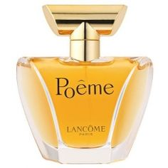 Give off a fabulous fragrance that turns heads whenever you choose the unique notes and scents found in Lancome Poeme perfume. Perfume And Cologne, Best Perfume, Perfume Bottles, Fragrance Parfum, Parfum Chloe, Perfume Fahrenheit, Perfume Invictus, Long Lasting Perfume, Essential Oil Blends