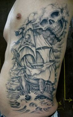 Pirate Ship, that is the COOLEST !!!!!