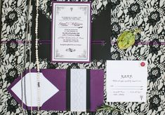 Stationery done by Klean Design by Kate