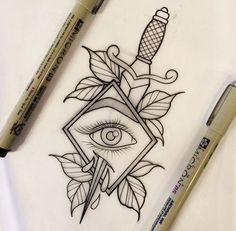Resultado de imagen de boceto tattoo