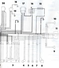 1997 bmw wiring diagram 1997 home wiring diagrams bmv rh pinterest com