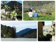 Escapada en familia al Pallars Sobirà