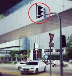 "33 Examples Of ""You Had One Job"" What came first, the light or the elevated cross walk? I wonder..."