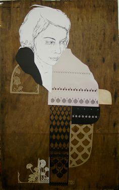 the artist / street artist Miso