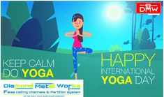 Channel E, Yoga Day, False Ceiling Design, How To Do Yoga, It Works