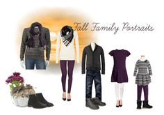 Plum and Pewter Fall Family Session Outfit Inspiration by emibphotography
