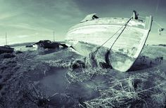 Fisheye Boat - EXPLORE 19th March 2013 by David Firth Photo-Graphics, via Flickr
