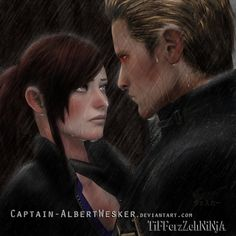 Wesker and Claire