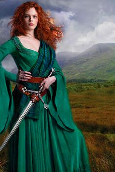 """Men are natural warriors, but a woman in battle is truly bloodthirsty."" ~ Cate Tiernan {Old Scottish saying; Scottish Warrior Princess}"
