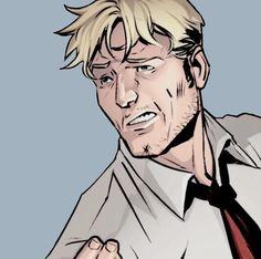 Constantine Comic, Matt Ryan Constantine, Hellblazer Comic, Dc Icons, Dc Universe, Eminem, Marvel Dc, Dc Comics, Wonder Woman