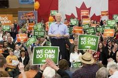 jack layton - we can do this