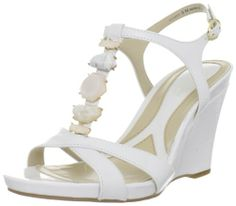 $36  white - size 12 B  Naturalizer Women's Beauty Wedge Sandal,White,12 M US Naturalizer http://www.amazon.com/dp/B005LC7DKC/ref=cm_sw_r_pi_dp_LyjJtb0QERF4P4RJ