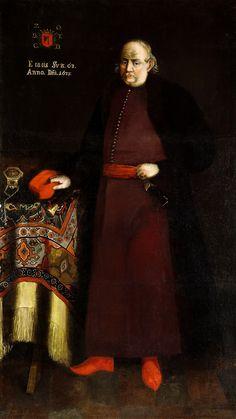 Portrait of Zbigniew Ossoliński by Anonymous from Poland, 1675 (PD-art/old), Zamek Królewski w Warszawie (ZKW)