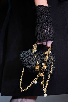 Dolce & Gabbana Fall 2012 Ready-to-Wear Accessories Photos - Vogue