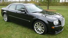 2006 Chrysler 300C SRT8; <3 these this will be my car by 2015!