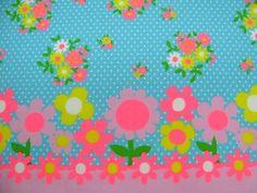 Soldout Pinks Original Fabric 55 - 手芸 通販 アンティーク ファブリック ピンクス