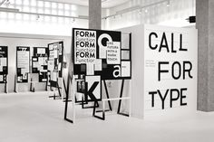 Call for Type. New Typefaces / Neue Schriften. by Lukas Wezel, via Behance #typography #type