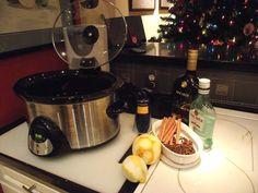 Feuerzangenbowle ingredients