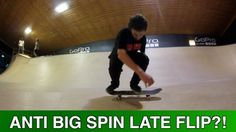 BACKSIDE ANTI BIG SPIN LATE FLIP?! - http://dailyskatetube.com/switzerland/backside-anti-big-spin-late-flip/ - https://www.youtube.com/watch?v=ihsYMRwCJ_M&utm_source=dlvr.it&utm_medium=feed Source: https://www.youtube.com/watch?v=ihsYMRwCJ_M BACKSIDE ANTI BIG SPIN LATE FLIP?! MIKEY WHITEHOUSE DID THIS FIRST.