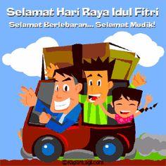 Kumpulan Dp BBM Lucu Arus Balik Mudik Lebaran 2014 Idul Fitri 1435 H 8