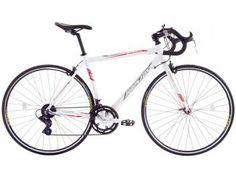 9914661202c5a Bicicleta Houston STR 500 Aro 26 14 Marchas - Quadro Alumínio Freio Sidepull