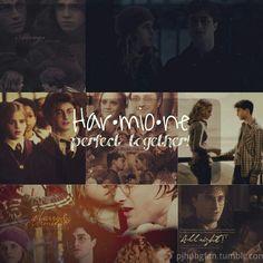 Harmione!!! ♥♥♥
