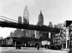 Vintage Photos of New York City During The 1930s  Best of Web Shrine