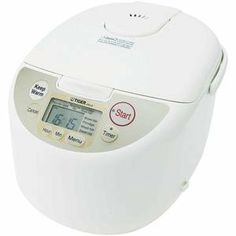 Click Image Above To Purchase: Tiger Microcomputer-controlled 10 Cup Rice Cooker Tiger Rice Cooker, Heating Element, Kitchen, Cookers, Rice Menu, Link, Image, Design Ideas, Hot