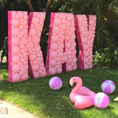 Tips and Trick on Birthday Party Ideas Flamingo Birthday, Flamingo Party, Balloon Decorations, Birthday Party Decorations, Decoration Photo, Barbie Party, Pink Parties, Sweet Sixteen, Party Time