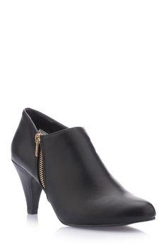 Topuklu Bot Business Chic, Heeled Mules, Ankle, Heels, Boots, Fashion, Heel, Shearling Boots, Moda