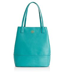 Tory Burch Michelle Tote:  I die.  It is taking everything in my power not to order this rightthisminute.  $395.00