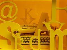 Selfridges yellow windows