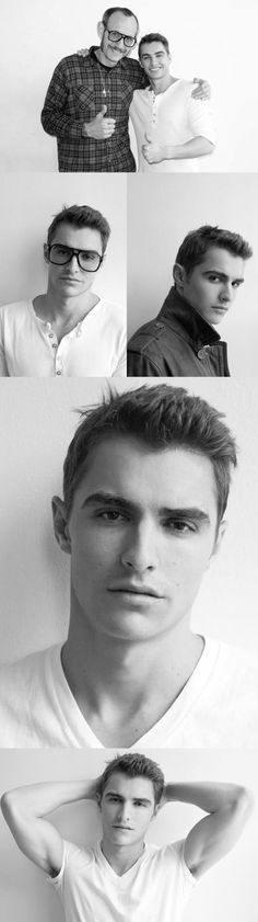 Dave Franco by Terry Richardson