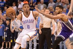 Blog Esportivo do Suíço: Thunder vence fácil, mas Westbrook fica a dois rebotes de outro triplo-duplo