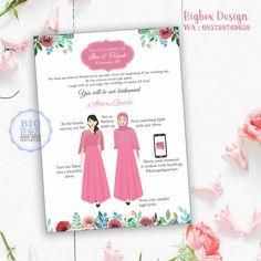 Bridesmaid card for Ika & Teguh wedding. Terima kasih . . . Whatsapp/Line 085799769659 . . . #bridesmaid #groomsman #bridesmaidcard#bridesmaidcardsemarang #groomsmancard #kartubridesmaid #kartugroomsman #attireguide #attireguidecard #undanganunik #undangan #undangansosmed #digitalinvitation #bigboxdesign #undanganelektronik #undanganpernikahan #weddinginvitation #einvitation #likeforlike#undangansemarang#bridesmaidcardbigbox