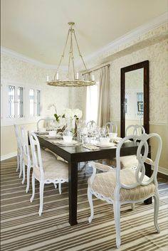 {sarah richardson dining room before