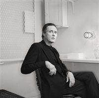 Christopher Walken. New York by Martin Schoeller