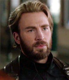 Chris Evans Captain America, Capt America, Captain Marvel, Marvel Dc, Guy Haircuts Long, Steve Rodgers, Character Modeling, Stucky, Long Hair Cuts