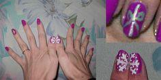 November Birthday Nails 1