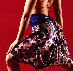 Very cool skirt pants for Tango!