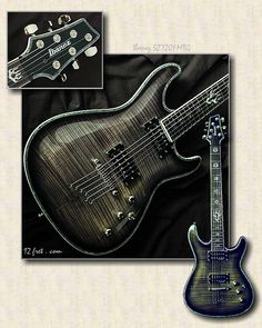 Ibanez guitars... I love rock and roll :)
