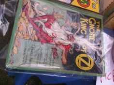 Vintage OZ #books at USC #bookfest