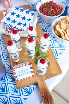 4th of july tailgating recipes