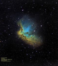 The Wizard Nebula | by JK OBSERVATORY www.jkobservatory.net
