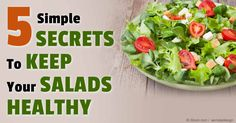 Salads are quick and easy to make, but beware of these common salad mistakes and make sure you avoid them. http://articles.mercola.com/sites/articles/archive/2014/11/24/5-common-salad-mistakes.aspx