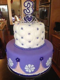 28 Best Princess Sofia Cake Images Sofia The First Cake Princess