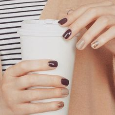 Fall is coming let's have a warm cup of coffee#melodysusie #fall #colors  #melodysusie #polishgirl #nailpolish #gelnails #gelpolish #nailart #salon #beauty #love#cute #pretty #fashion #style #manicure #naildryer #macaron#pink #nails#nail##cute#halloween#party#trickortreat
