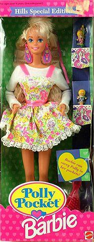 Barbie anni 1994-1995