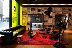 4ED, 4ED inspira, interiores, design de interiore, escritorio, societyM glasgow, concrete architectural associates